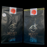 Monkey Fruit coffee Bourbon Pointu.